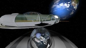 Shuttle Lighting Test01