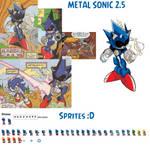 Metal Sonic 2.5