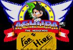 Ashura for Hire Logo