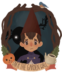 over the garden wall by fairypaws