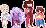 steven universe pixels!! free to use