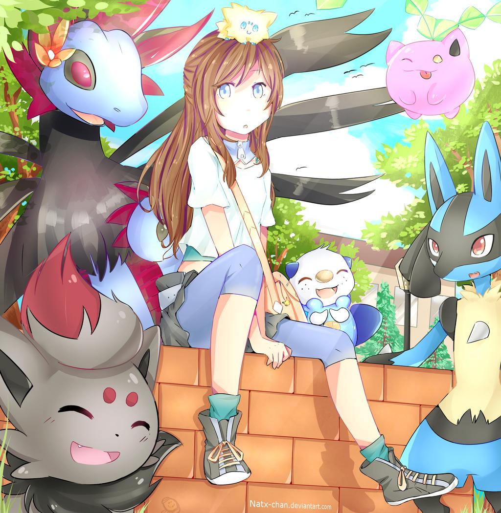 Team by Natx-chan