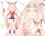 [CLOSED] Cherry Dragon Princess ADOPTABLE