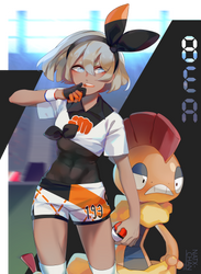 [Pokemon] Bea