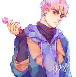 [OC] lollipop 5