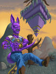 Beerus by snicholes0000