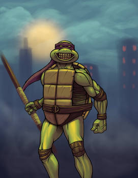 Donatello sketch