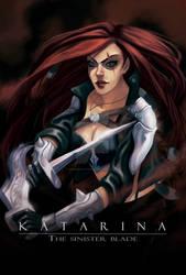Katarina Fan Art