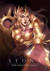 Leona Fan Art