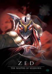 Zed Fan Art