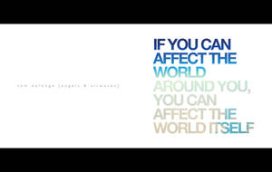 The Quote by Affect-The-World