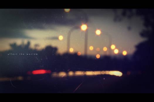 vintage streetlights