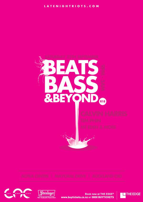 beats bass and beyond by affect the world d30p65g Digital Art Inspiration Through Text Art & Typography