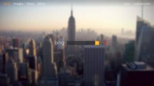 Bing - Redesigned
