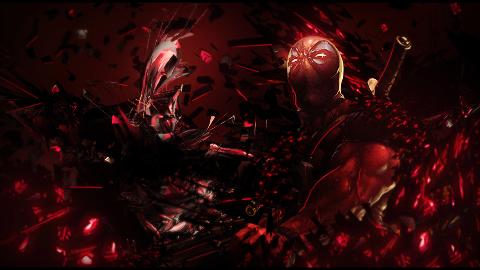 Deadpool by JorgerFX