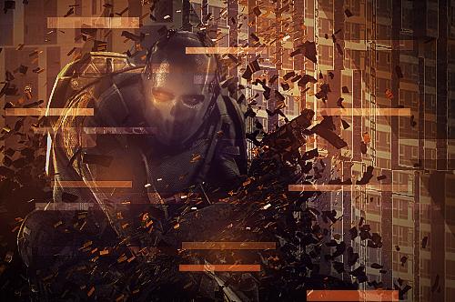 mercenary sig by JorgerFX