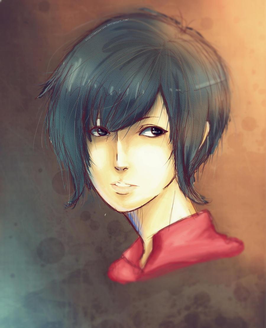 HARU-KUN by xxXzukiXxx