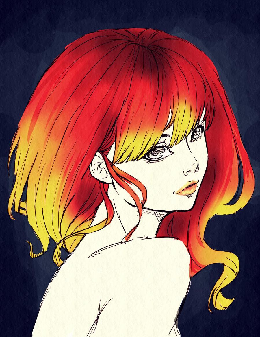 Daughter of Fire (WIP) by xxXzukiXxx
