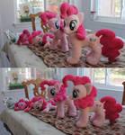 Pinkie's Progress