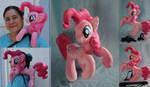 Shoulder Rider Pinkie