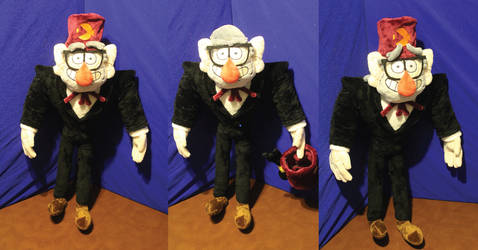 Grunkle Stan! by SirDragonLance