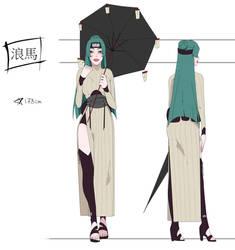 I RoMa I referance Naruto Shippuuden by msDarkLight