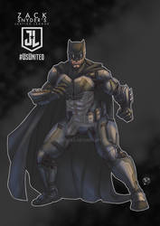 Tactical Suit Batman