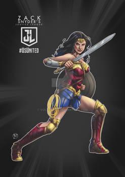 ZSJL Wonder Woman