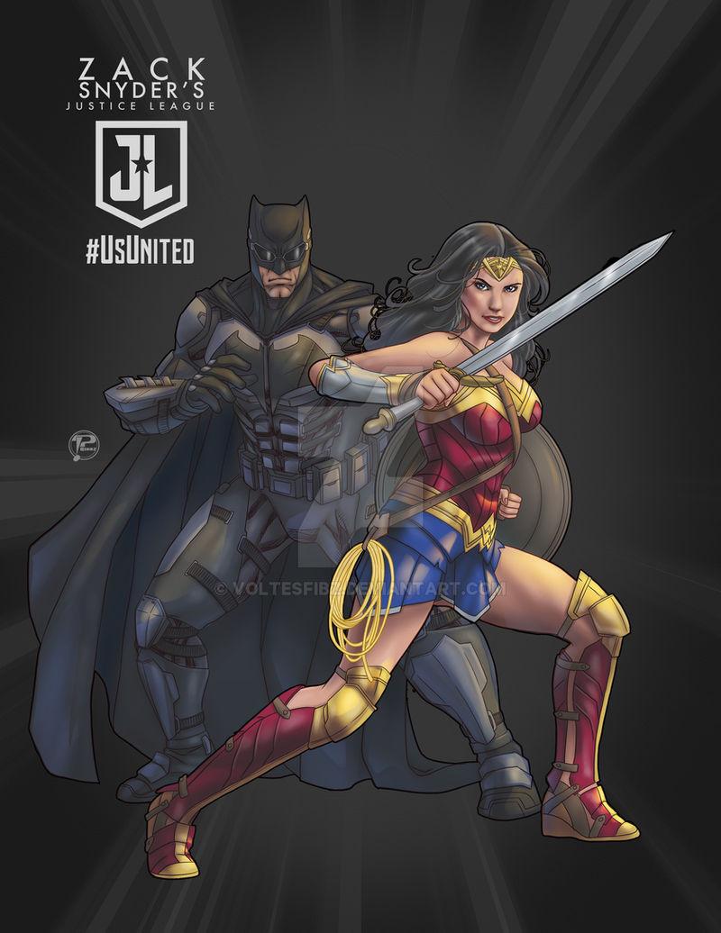 WonderBat #UsUnited