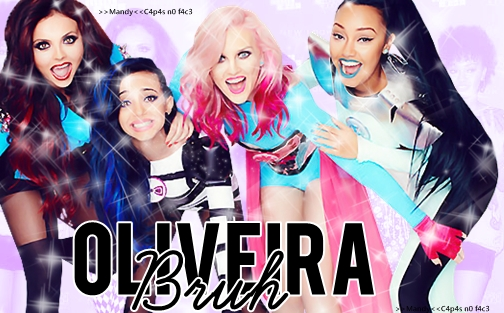Icon Little Mix by MandyKatyCat