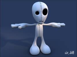 mr. doll by slipled