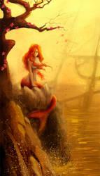 The Siren by slipled