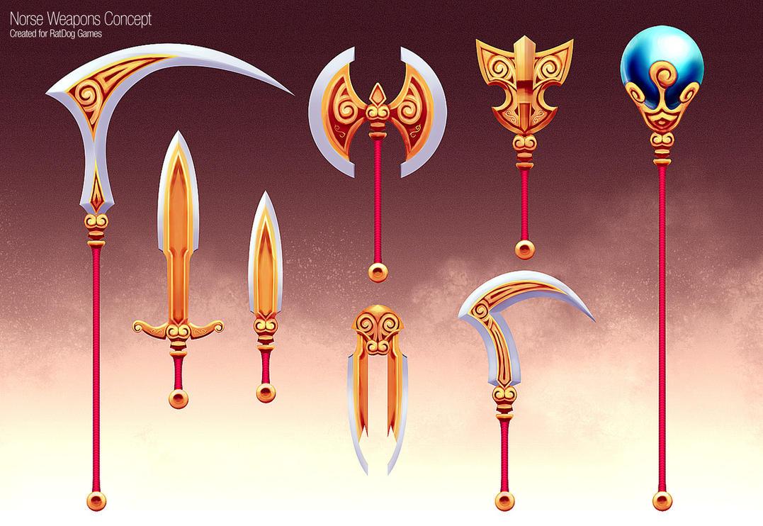http://pre04.deviantart.net/2325/th/pre/f/2014/006/0/5/golden_weapons_concept_by_slipled-d7142zg.jpg