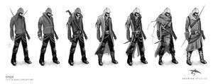 Epios character concepts