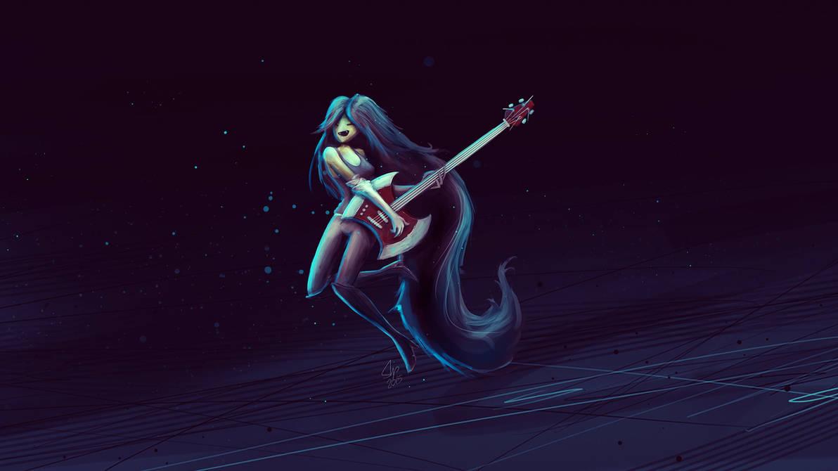 Marceline the Vampire