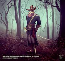 General Blackburn