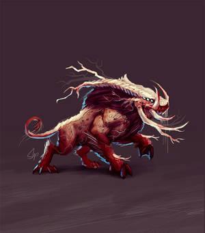 Kreesh Demon Boar