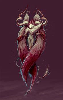 Kreesh Harpy Empress