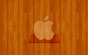 Wooden Apple by JayXdesk