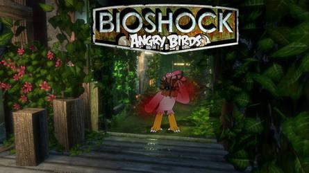 los saturninos angry birds bioshock by fanvideogames