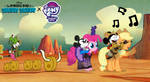 The Wrangler's Code with Mickey mouse and MLP by fanvideogames