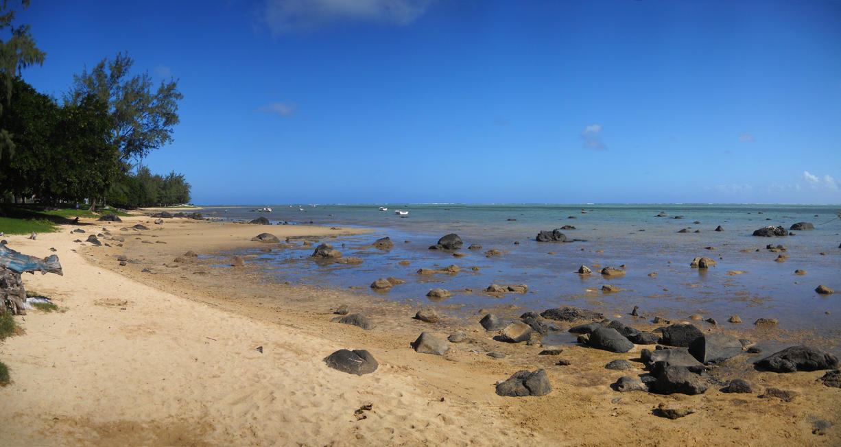 Le Morne Panorama II by carrotmadman6