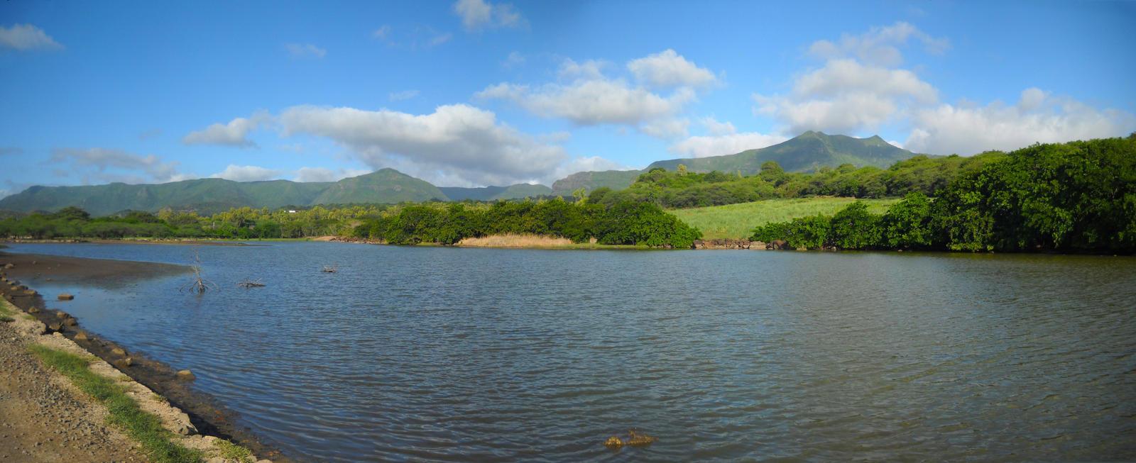 Black River Range Panorama by carrotmadman6