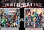 Death Battle: DC Heroes vs Marvel Heroes