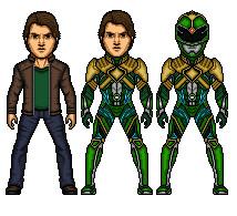 Tommy Oliver - The Green Ranger v2 by jclifford0301