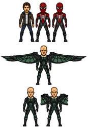 Spider-Man vol. 26 The Vulture Flies Again - ANAD