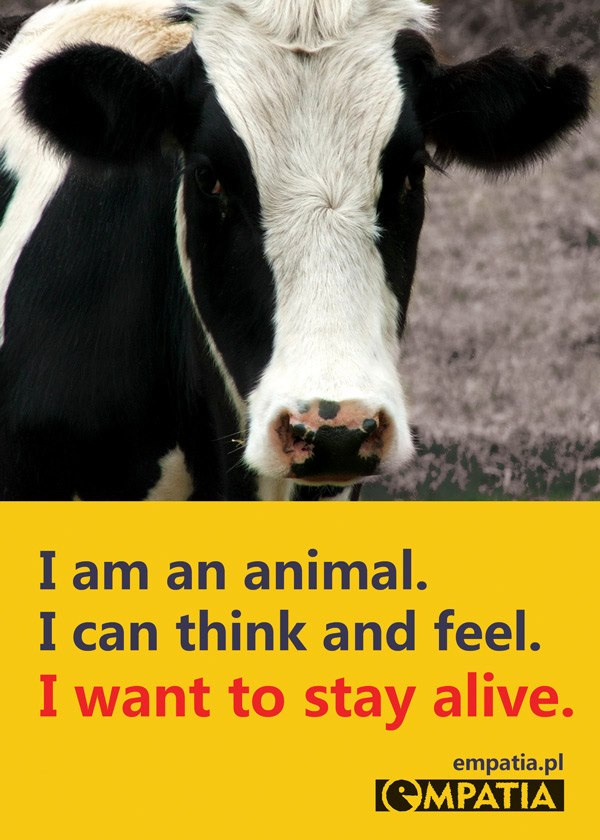 go vegan. by SifrAmal