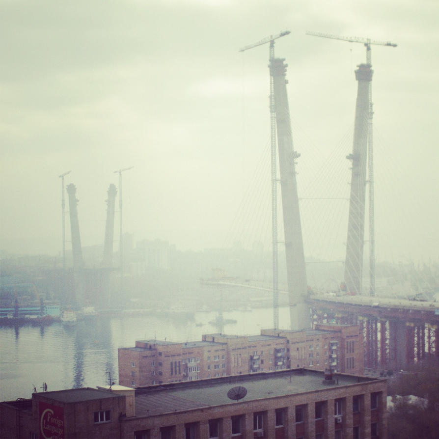 Bridge building by darkshines7