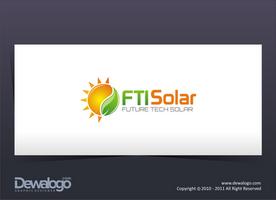 FTI Solar Logo by dewaaaa