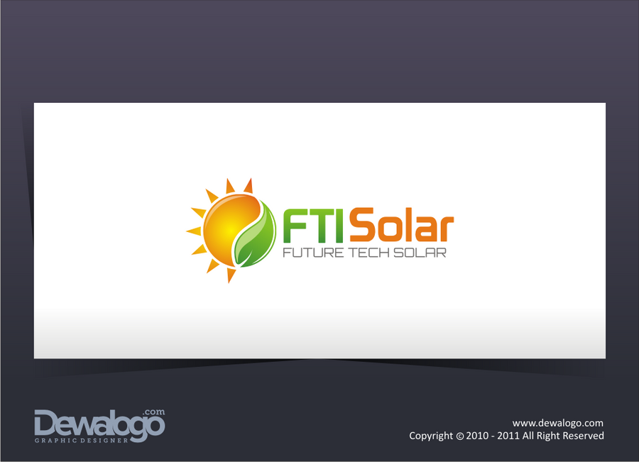 Fti Solar Logo By Dewaaaa On Deviantart